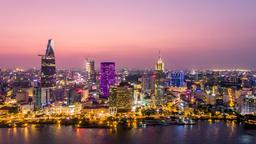 Find cheap flights from Washington to Ho Chi Minh City