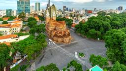 Find cheap flights from New Mexico to Ho Chi Minh City