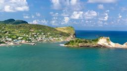 Find cheap flights from Phoenix to Saint Lucia