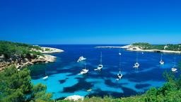 Find cheap flights from District of Columbia to Ibiza Island