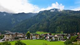 Find cheap flights from Burbank to Austria