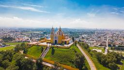 Find cheap flights from Michigan to Puebla City