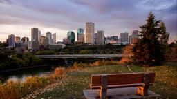 Find cheap flights from San Jose to Edmonton