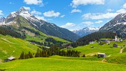 Austrian Alps vacation rentals