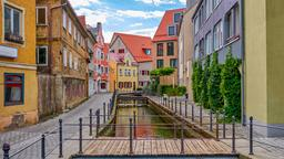 Find cheap flights from Illinois to Memmingen