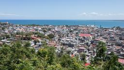 Find cheap flights from Fort Smith to Cap Haitien