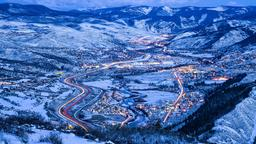 Find cheap flights from North America to Vail
