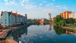 Find cheap flights from Chicago to Kaliningrad