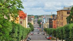 Find cheap flights from Newark Liberty Airport to Finland