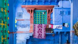 Find cheap flights from California to Jodhpur