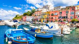Find cheap flights from Elmira to Naples