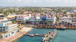 Find cheap flights from Fort Myers to Oranjestad