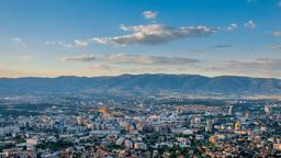 Find cheap flights from Anchorage to Skopje