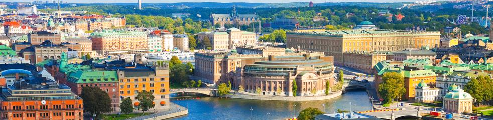 Stockholm - Beach, Shopping, Eco, Urban, Historic, Nightlife