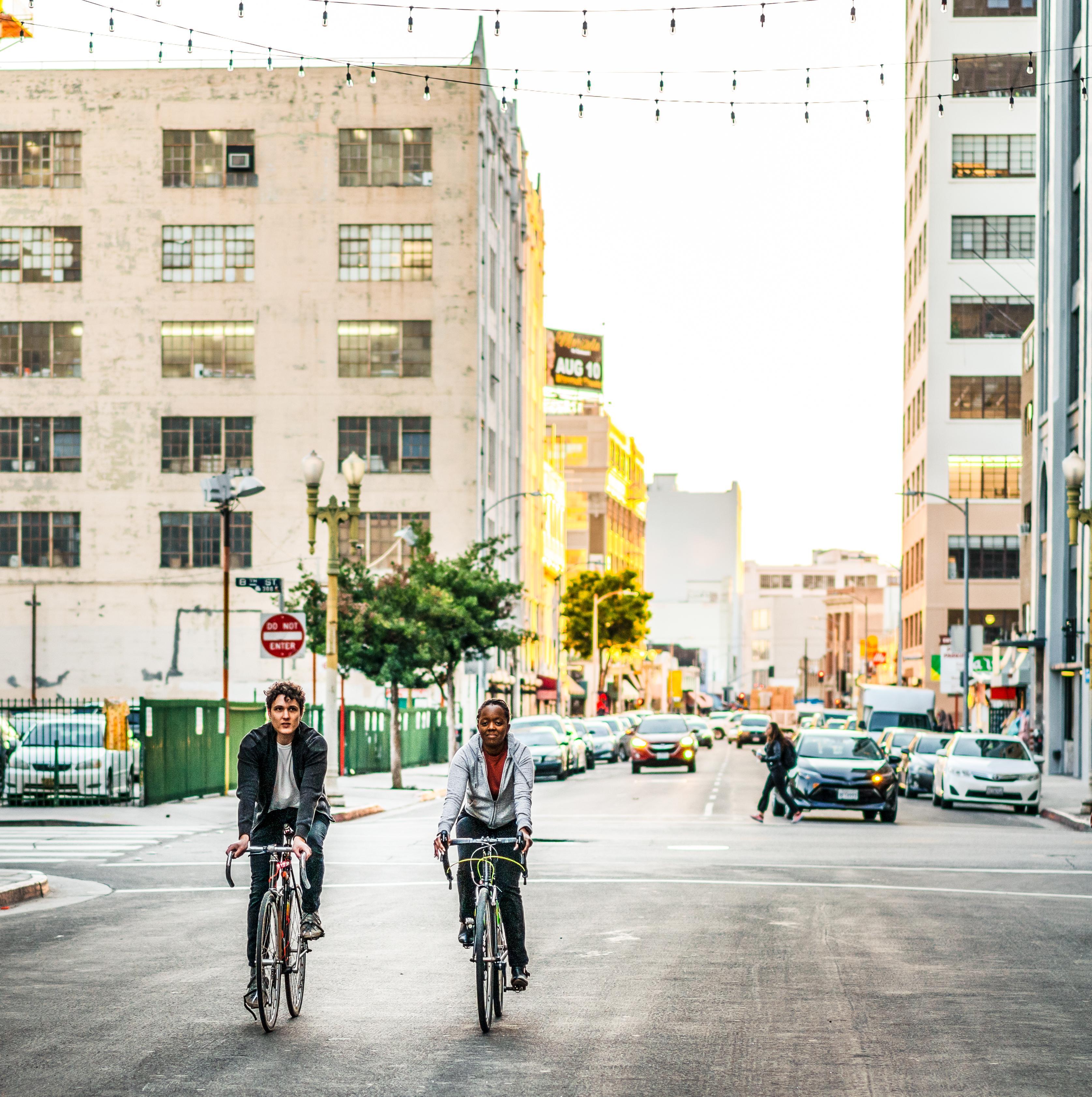Dating i Los Angeles vs San Francisco
