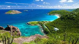 Find cheap flights from North Carolina to Gustavia