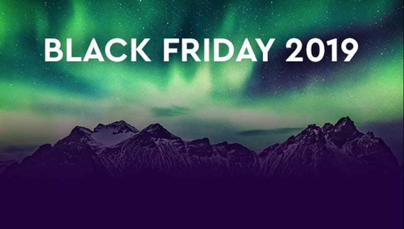 Este Black Friday! Și durează cât o vacanță!, Selectăm cele mai bune oferte de zboruri în fiecare zi, până la Cyber Monday!
