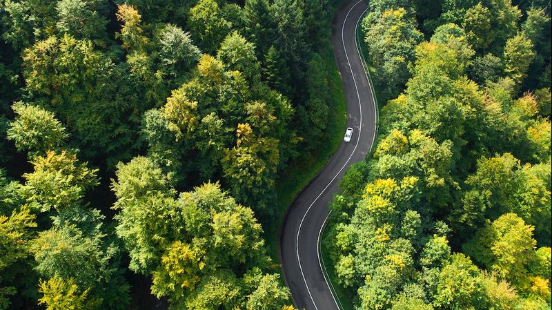 """Einfach losdüsen mit einer umweltbewussten Mietwagenoption, Beginne deine Suche nach einem nachhaltigeren Mietwagen mit unserem Filter """"Umweltfreundliche Optionen"""""""