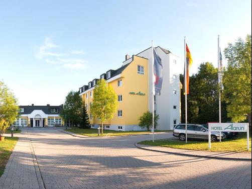 City Partner Hotel Alarun - Unterschleissheim - Building