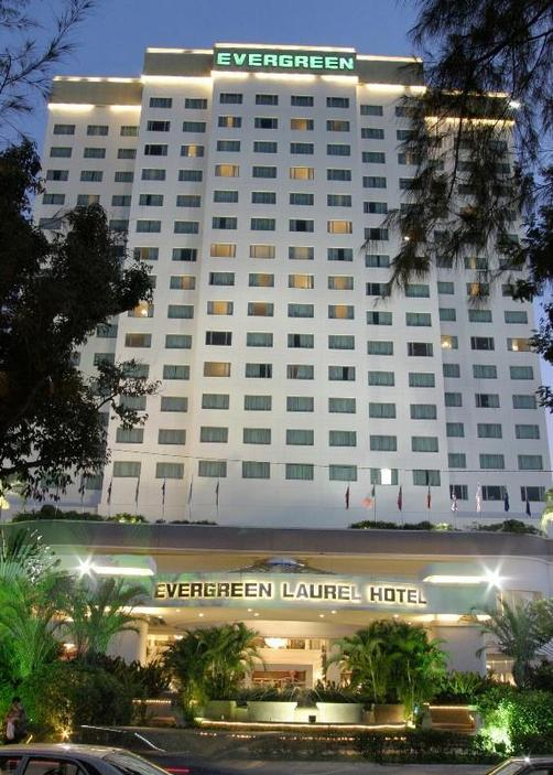 Evergreen Laurel Hotel Penang - George Town (Penang) - Building