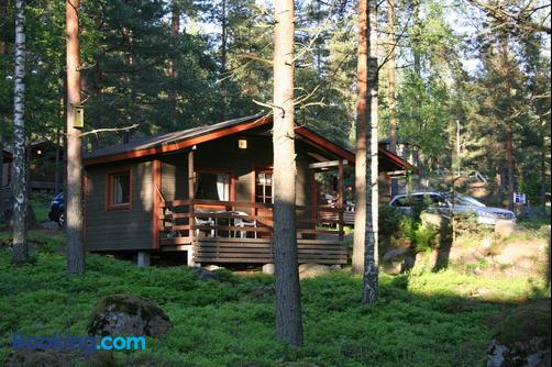 Santalahti Holiday Resort Cottages - Kotka