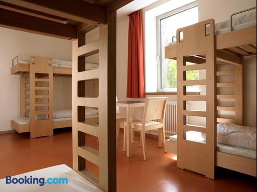 Youth Hostel Luxembourg City - Luxembourg - Bedroom
