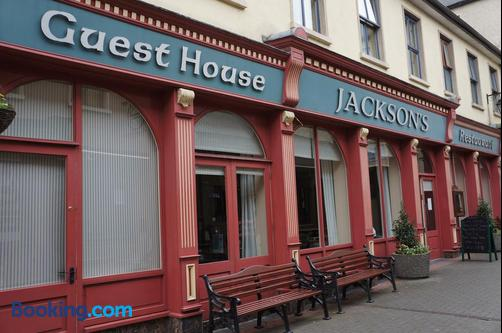 Jacksons Restaurant and Guesthouse - Roscommon