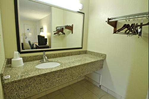 Motel 6 Washington DC - Convention Center - Washington - Bathroom