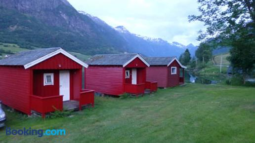 Nesset Fjordcamping - Olden