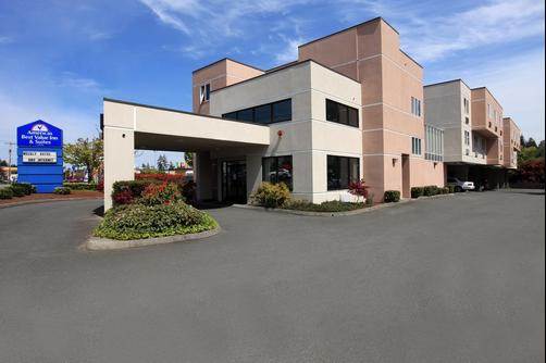 Americas Best Value Inn Edmonds / Seattle North - Edmonds - Building
