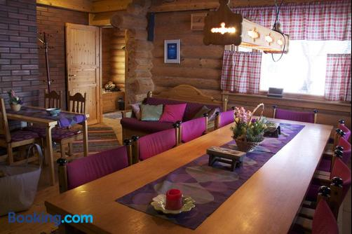 Kinkamon Pirtti - Keuruu - Living room