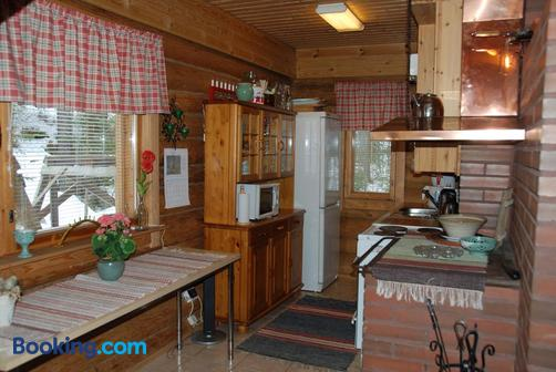 Kinkamon Pirtti - Keuruu - Kitchen