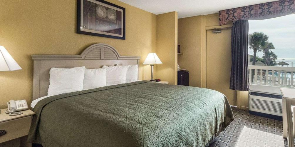 Quality Inn Suites On The Beach Corpus Christi Building Media Tour