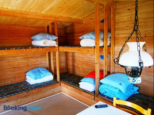 Helsingor Camping & Cottages Gronnehave - Helsingør - Bedroom