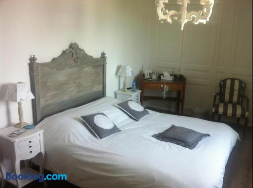 O Mylle Douceurs - Le Crotoy - Bedroom