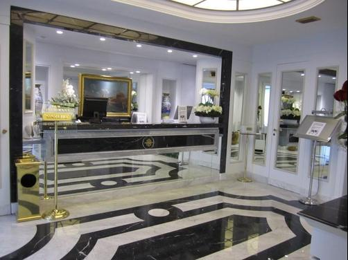 Hotel Imperiale - Rome - Lobby