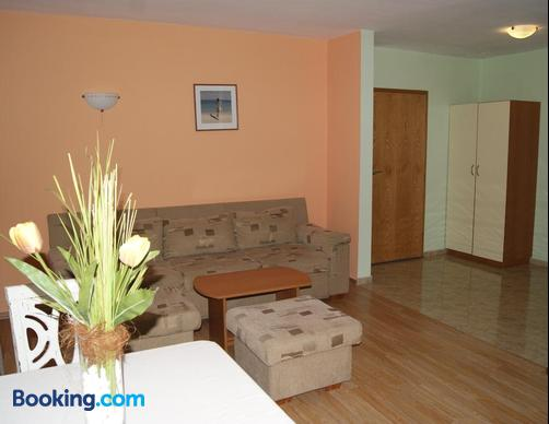 Hotel Fors - Burgas - Living room