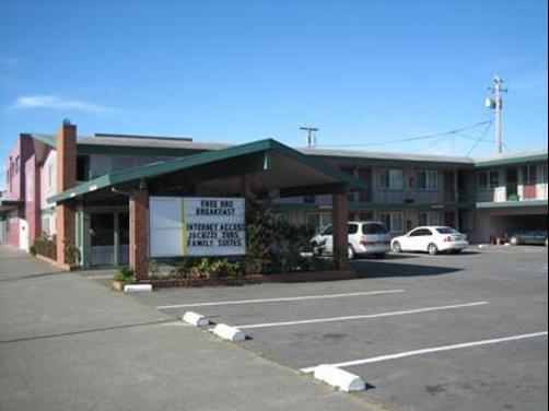 Americas Best Value Inn - Eureka - Building