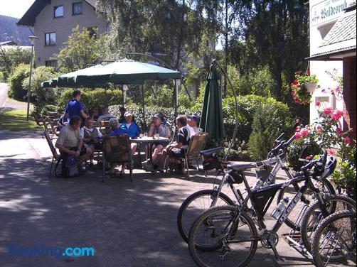 Cafe-Pension Waldesruh - Willingen