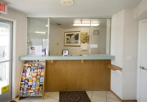 Americas Best Value Inn Dunnigan - Dunnigan - Lobby