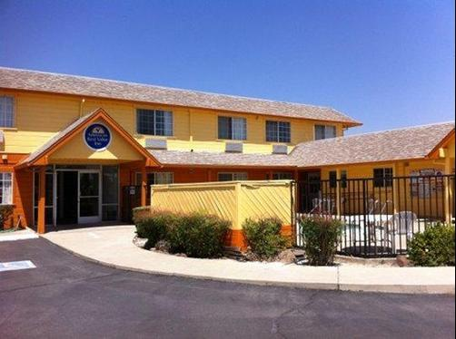Americas Best Value Inn Dunnigan - Dunnigan - Building