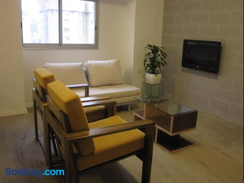G38 Boutique Apartments - Haifa - Living room