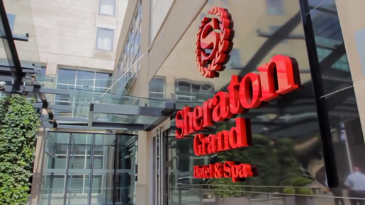 Sheraton Grand Hotel & Spa, Edinburgh - Edinburgh
