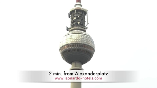 Leonardo Royal Hotel Berlin Alexanderplatz - Berlin