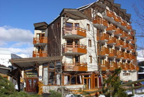 Madame Vacances Hotel Le Montana - Courchevel