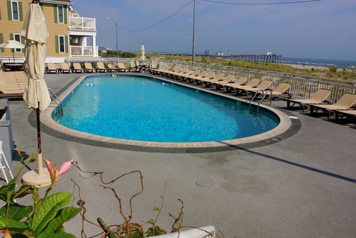 Port-O-Call Hotel - Ocean City