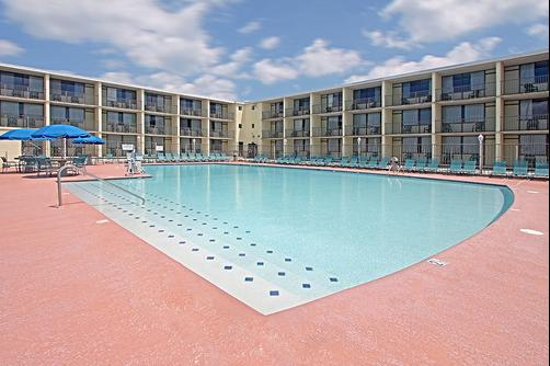 The Beachmark Motel - Ocean City