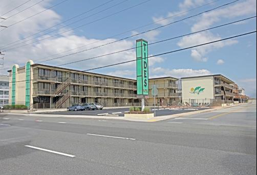 Tides Motel - Ocean City