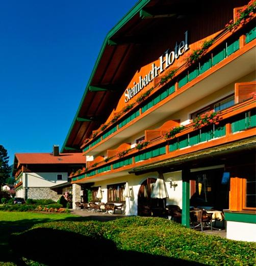 Steinbach-Hotel - Ruhpolding