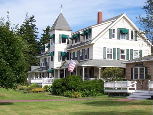 Hotel Pemaquid - New Harbor